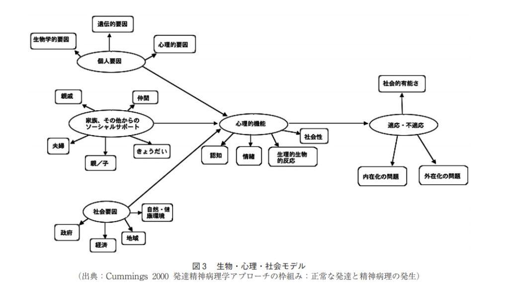 生物-心理-社会モデル