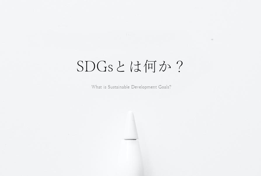 「SDGs(エス・ディー・ジーズ)」をわかりやすく理解する